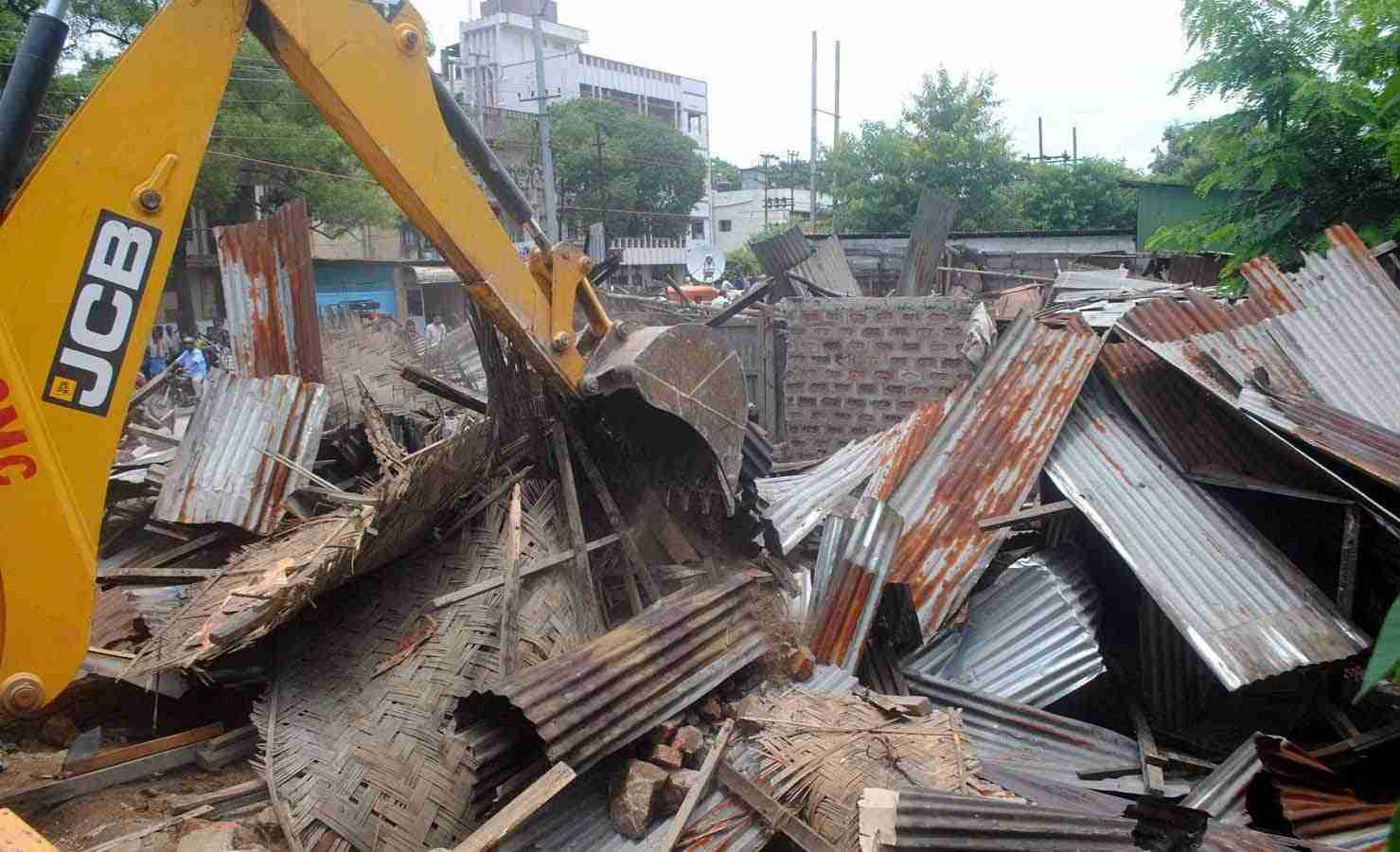 Image result for guwahati eviction